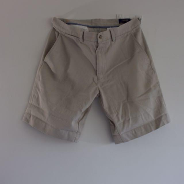 Ralph Lauren Classic Fit-Front Short
