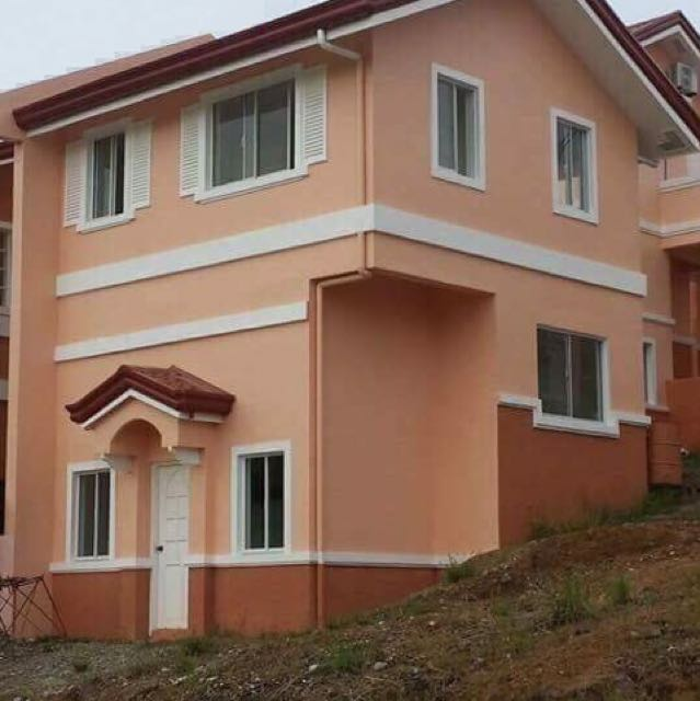 Ready For Occupancy House & Lot (Corner)
