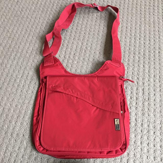 Red Body Bag