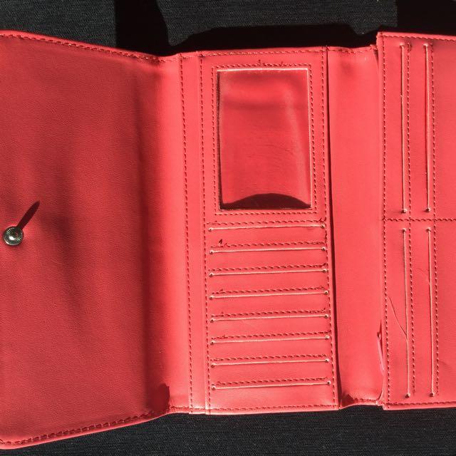 Roxy Pink Wallet