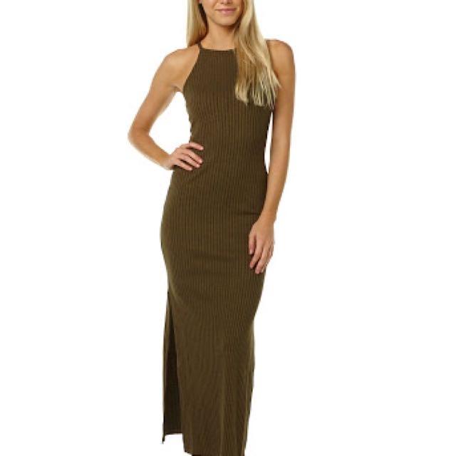 Sass Maxi Dress