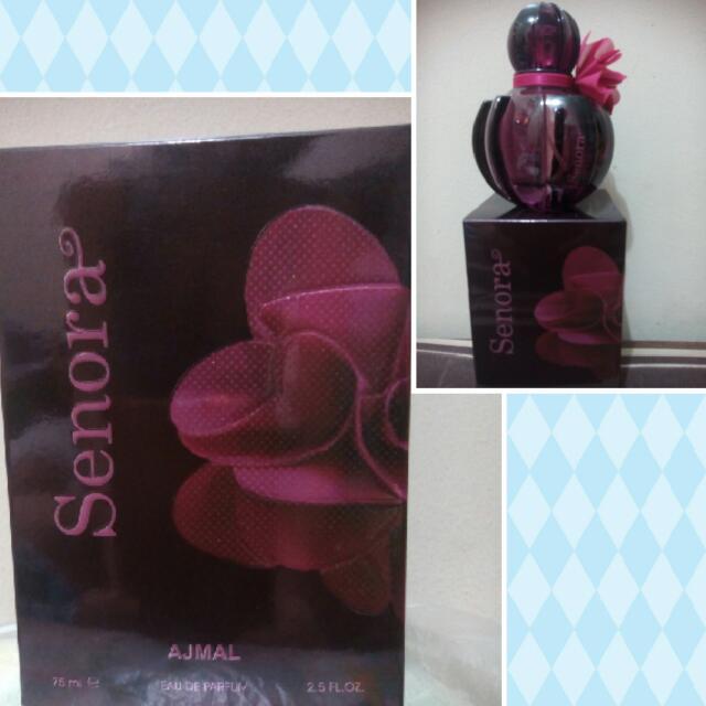 Senora Perfume ( On Hand )