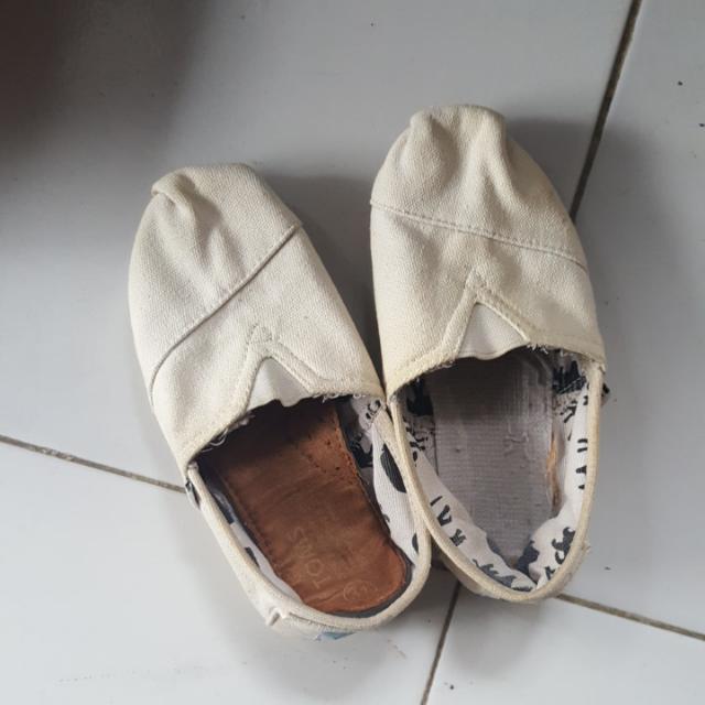 sepatu anak tom ori no.31 sol 17cm