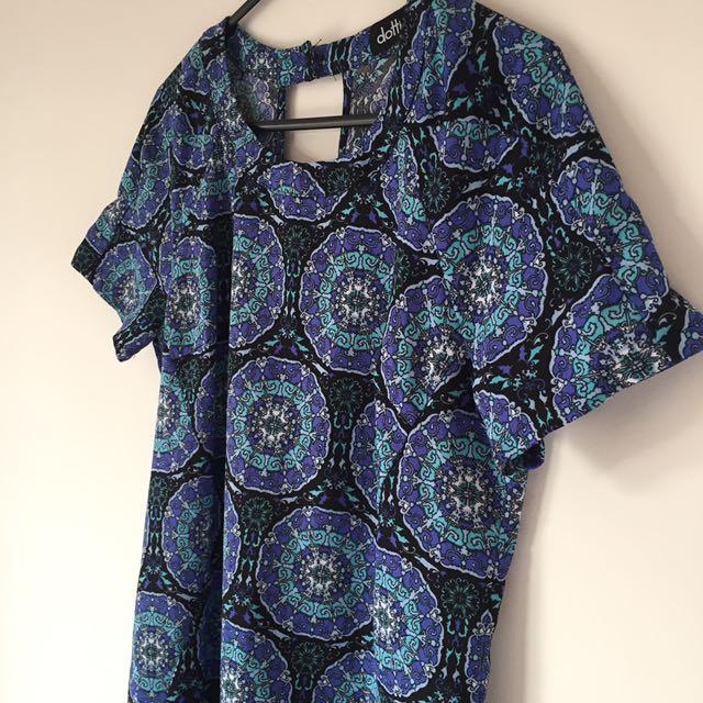SIZE 12 / DOTTI DRESS