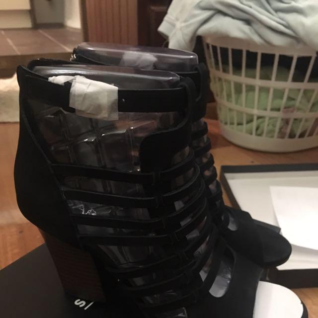 Size 37 Tyra Heels