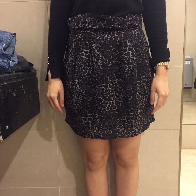 skirt the executive