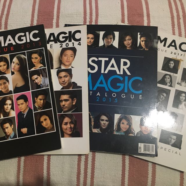 Star Magic Catalogue