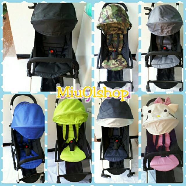Stroller Babyyoya 165°