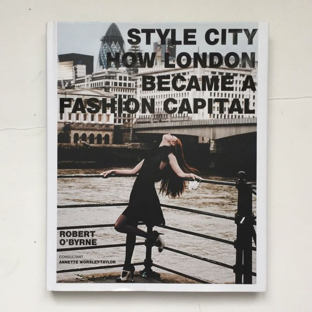 STYLE CITY coffee table book