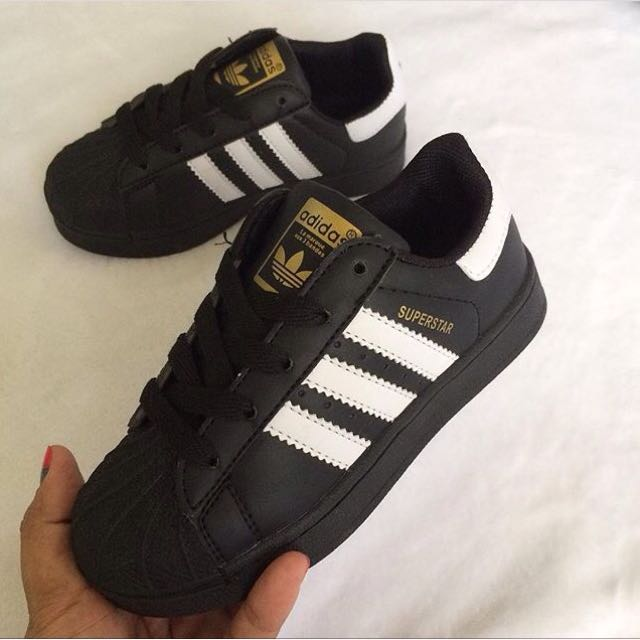 Superstar Black For Kids