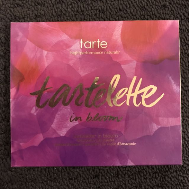 Tarte- Tartelette In Bloom