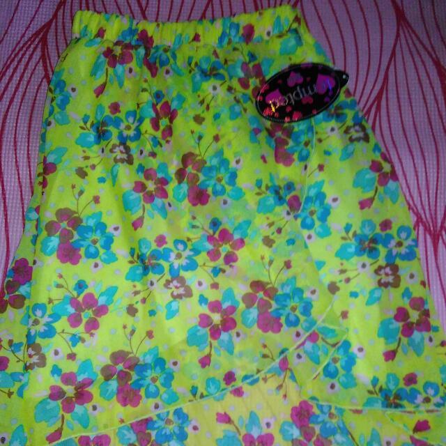 Tempted Girl Skirt