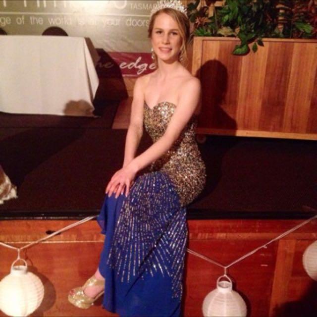 Terani Couture Ball Dress