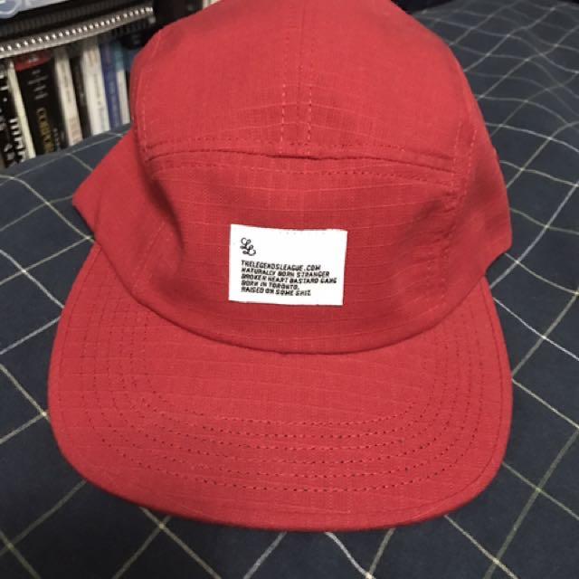 The Legends League Camp Hat