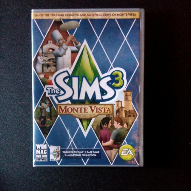 The Sim 3 Monte Vista