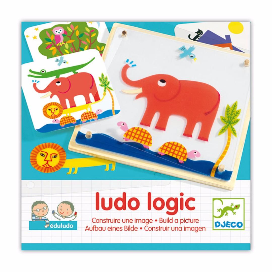 Toy Djeco Ludo Logic game