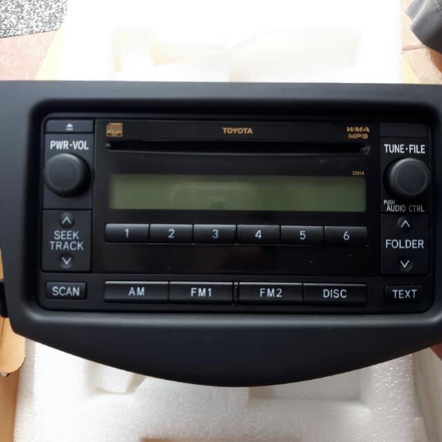 TOYOTA汽車音響(rov4)