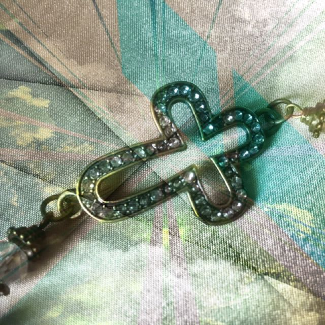 Uniquely Handcrafted Adjustable Cross Bracelet