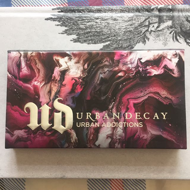 Urban Decay Addictions Palette