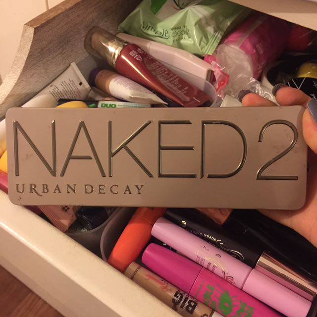 Urban Decay Naked 2 Palette