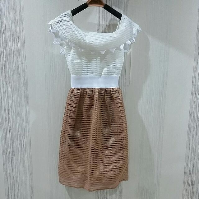 White Dress Size XS-S
