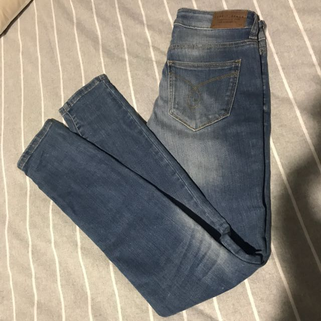 Women's Esprit Light Denim Skinny Jeans