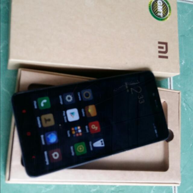 Xiaomi Redmi Note 2 Gray