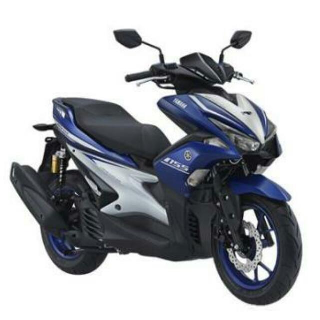 Yamaha Aerox 155 R Version