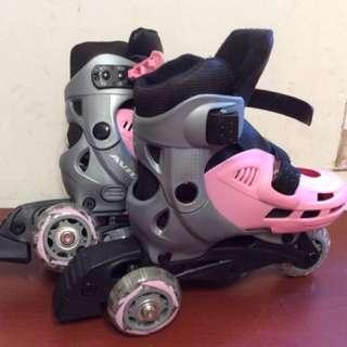 Roller skates for kid.