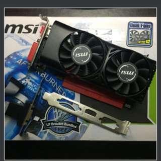 GTX 750Ti (MSI Low Profile)