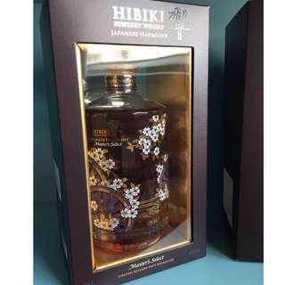 Hibiki Whisky Master's Select