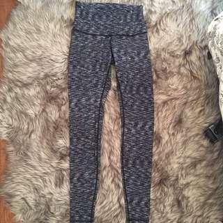 Lululemon Wunder Under Pant Size 8