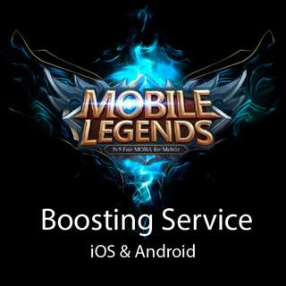 Mobile Legends Boosting Services
