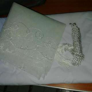 Wedding Veil And Cord