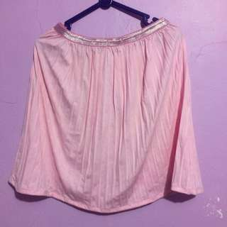 Pink Skirt Remple