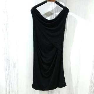 Sabrina Black Dress Size XS-S