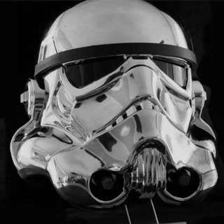 (全球限量500件)EFX星球大戰白兵頭盔40週年紀念品 EFX Star Wars ANH Commemorative 40th Anniversary Edition Stormtrooper Helmet