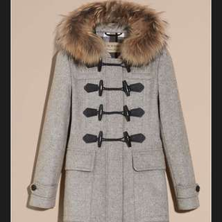 Burberry Women's Coat 100% Authentic