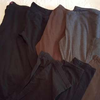 4 Pairs Of Tights (LG)