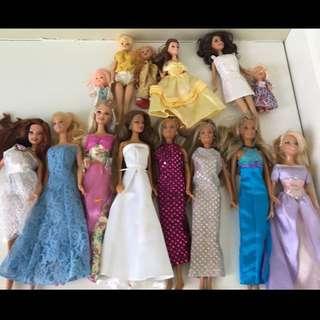 Barbie Megapack