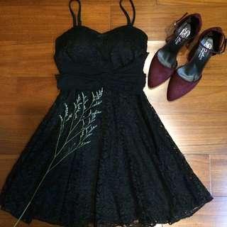 黑色洋裝 小禮服