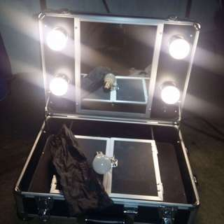 Gladking Makeup Trolley
