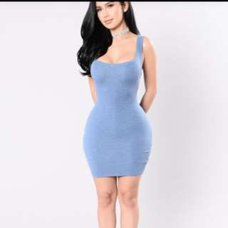 One Of The Boys Fashion Nova Dress