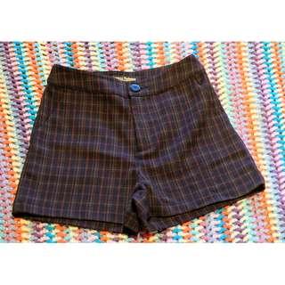 Dangerfield (Princess Highway) high waist shorts - size 8