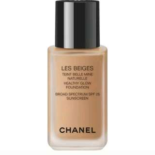 Chanel Les Beiges healthy glow foundation N 42 NIB