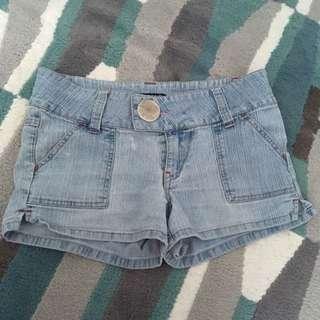 Jean Shorts Size 9