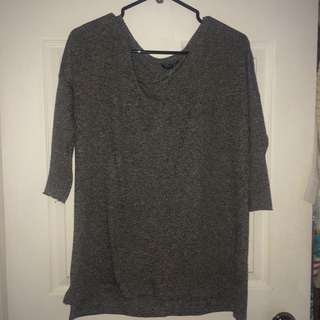 TopShop V Neck Sweater