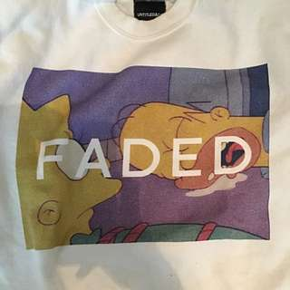 """Untitled&Co.""""Faded"""" Sweater"""