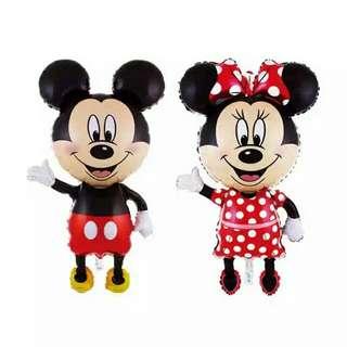 112cm Giant Mickey/Minnie Balloon