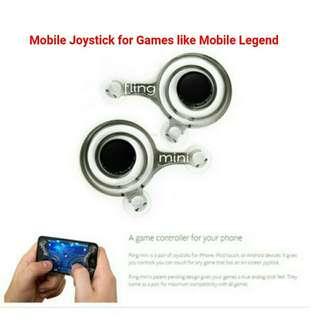 Mobile Joysticks For All